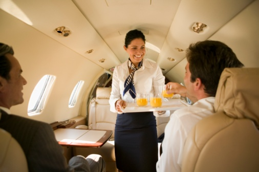 Charter Jet Catering Service